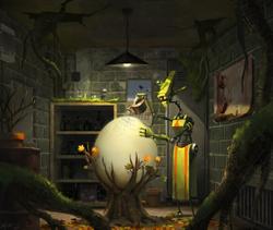Hidden Nature by Goro Fujita